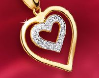 Apart - Valentine's Day jewelry collection