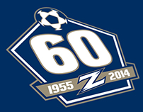 University of Akron Zips Soccer - 60th Anniversary