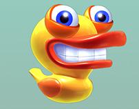 Shark Dash - Video Game - 2012
