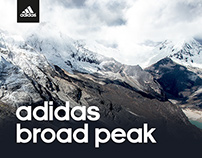 Adidas Broad Peak