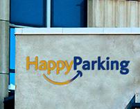 Parking management company logo