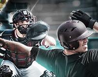 2015 Schutt Sports Baseball Catalog Cover Art