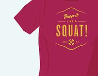Personal Training T-shirts