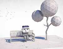 Small Sketch & Toon Animation in Cinema 4D