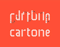 Cartone - Cardboard Furnitures