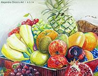 Fruit Basket 2014