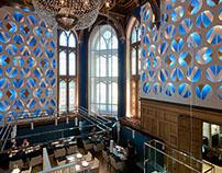 CDL Restaurant Interior