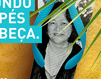 Cartaz Palestra Angela Hirata