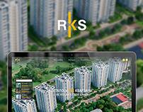 RKS website design