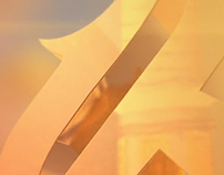 Gold Ident for MVtv 2013