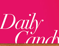 Daily Candy Branding