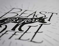 Handlettered Print Collection