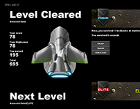 NonPhysic : Asteroid Chaser game