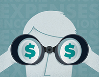 Chief Financial Officer Illustration