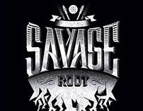 Savage Root - Visual Identity