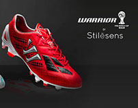 Warrior World cup football boots