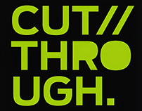 CUT//THROUGH