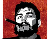 Fidel Castro Poster design