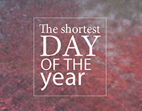 The Shortest day of the year- PS Magazine 2013 spring