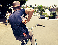 Electra Bicycle 2014 Day 1