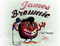 James BROWNIE!