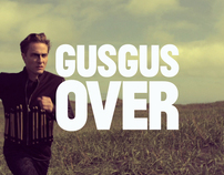 Gusgus - Over