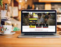 Aman Foundation Website Design