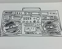 RADIO (IKEA, Red Rooster, AGWA, Transperth)