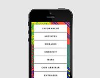 Embassa't Festival App