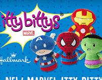 Mavel Super Hero September Product Promotion Ad