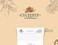 Logo & Stationery for Cultured Artisans