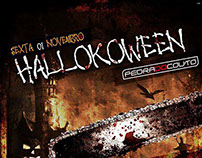 Hallokoween - Pedra do Couto - Video Teaser