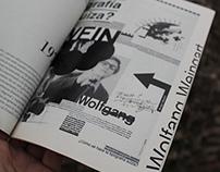 Fanzine de Tipografía