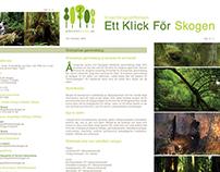 Ett Klick for Skogen Newsletter