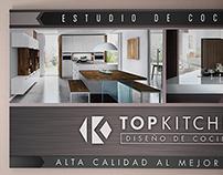 Top Kitchen - Logo & Branding
