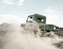 "1957 Land Rover Series 1 88"" SWB"