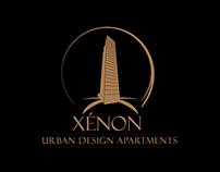 XÉNON - Brand Identity