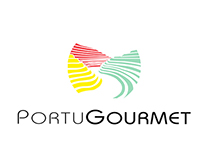 PortuGourmet - Logo and Business card