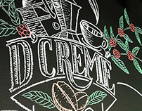 Café D'cremé