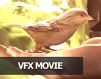 Photorealistic Bird