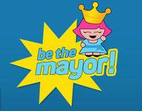App Design: Be The Mayor!