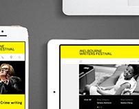 Melbourne Writers Festival Website