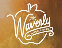 Waverly Apple Jubilee Rebrand