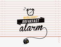 Breakfast Alarm