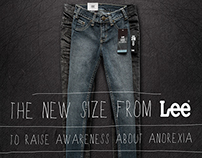 ANX - The new size from Lee