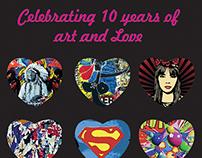 Art Lounge turns 10 years old !