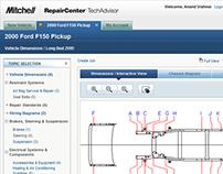 Mitchell RepairCenter TechAdvisor