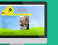 Cheeky Chicks Childcare - Web Design