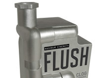 Flush Clog Remover Packaging