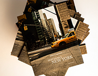 8 days in New York - The book